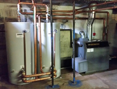 The Benefits of Installing a Separate Hot Water Heater – American ...